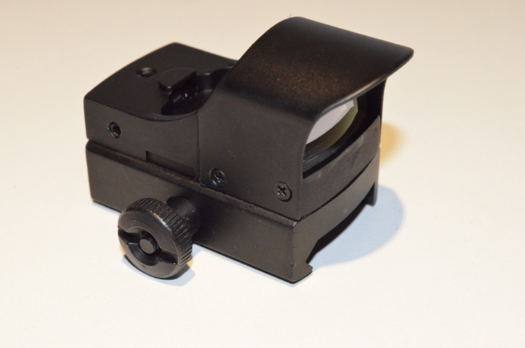 Mini Red & Green Holographic Reflex Sight