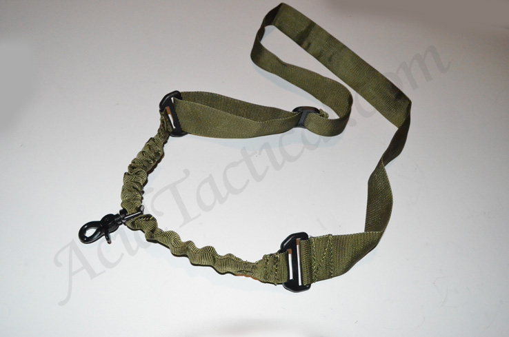 Single Point Bungee Sling OD Green Olive Drab
