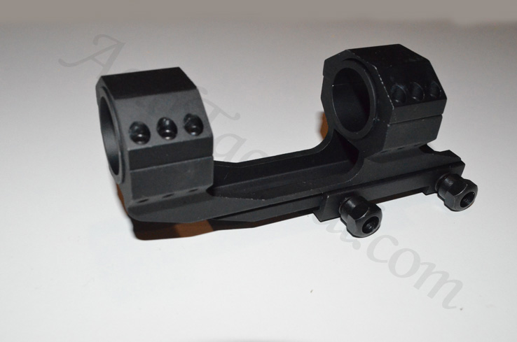 25mm & 30mm Cantilever Scope Mount Interchangeable