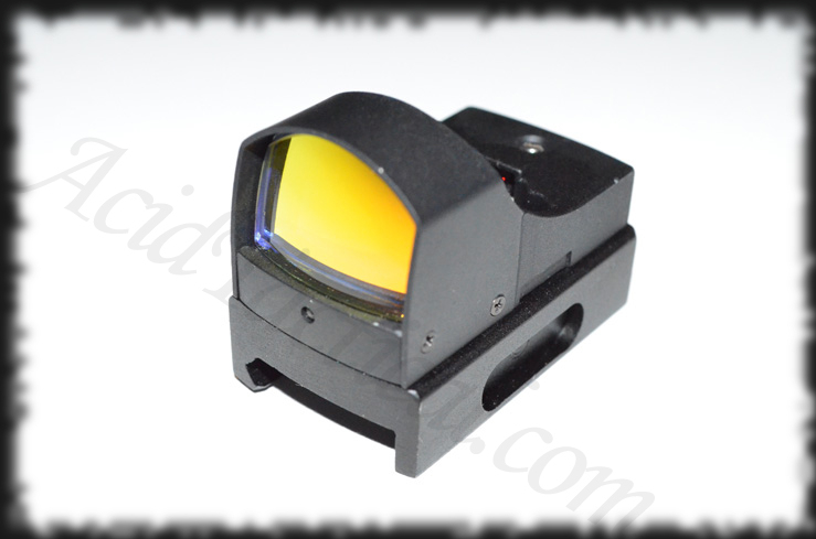 Compact Micro Open Reflex Red Dot Holographic Sight
