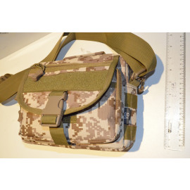 Medics Bag First Aid utility pouch Molle Equipped - Desert MarPa
