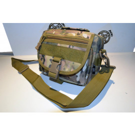 Medics Bag First Aid utility pouch Molle Equipped - MultiCam