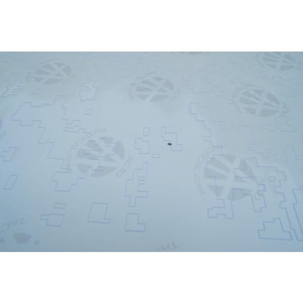 2pk ADHESIVE Camouflage Spray Paint Gun Stick-on Stencils DIGITAL