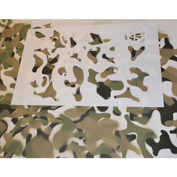 Multicam Camouflage Stencils Printable Related Keywords Pattern Uniform
