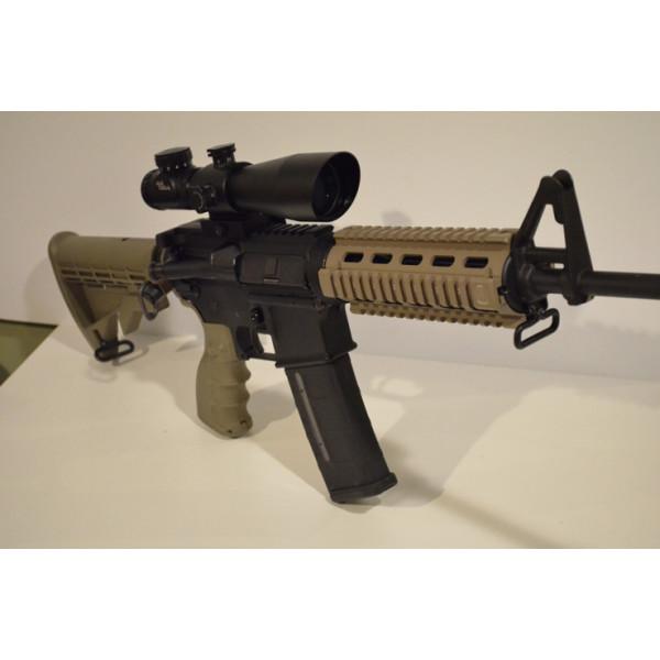 6 75 Quot Quad Rail For Carbine Length Ar15 M4 Fde Flat